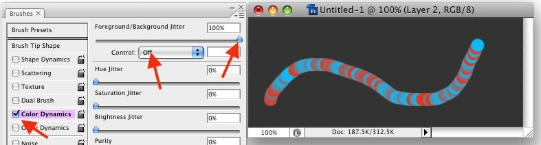 The (hidden) power of Photoshop brush tool - Step 8