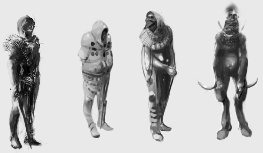 Concept Art Character Design Tutorial : Concept art character design tutorial