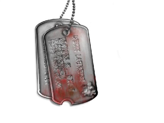 Personal Dog Tags