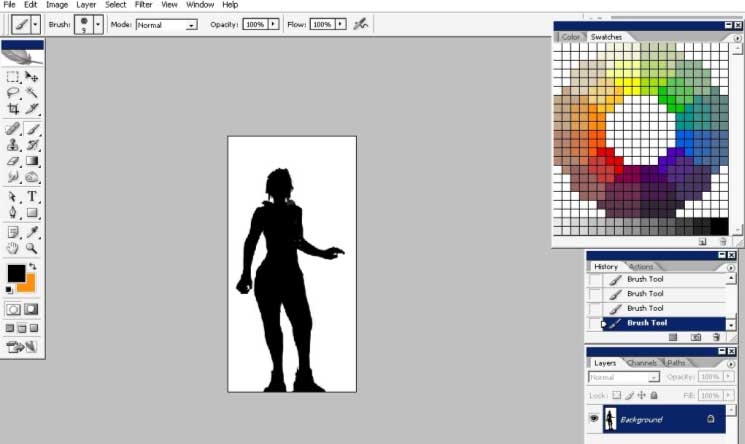 Learn how to draw a human figure