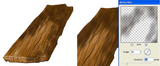 Wood Plank Drawing ~ Drawing wooden plank photoshop tutorials designstacks