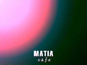 Matia Cafe Illustration
