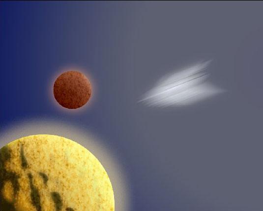 extra space comet