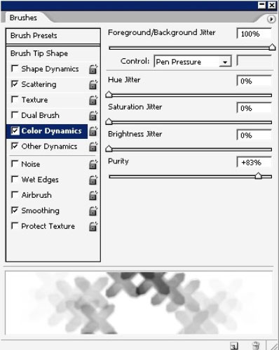 How to make a brush and how to use it
