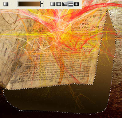 magic book effect in adobe Photoshop cs2