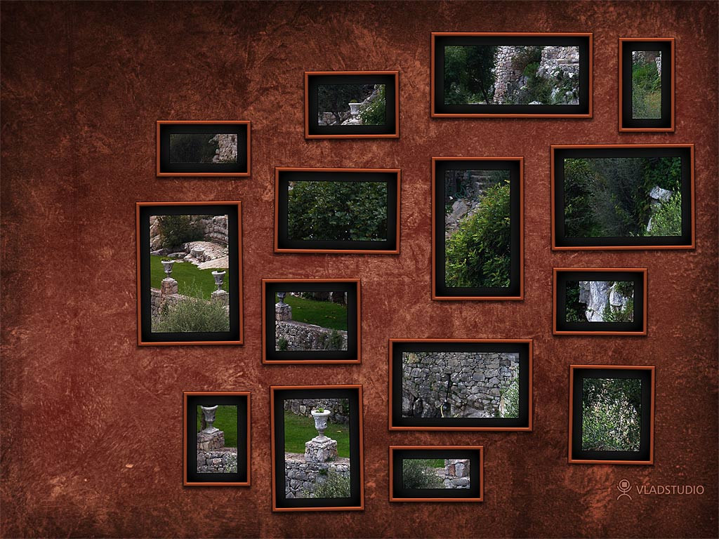 photoshop how to get make frames from layers menu