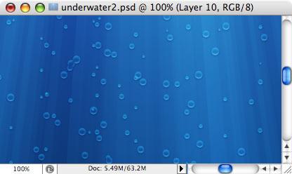 Underwater 2 - making of - Step 16