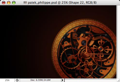 Patek Philippe Watch - making of - Step 39