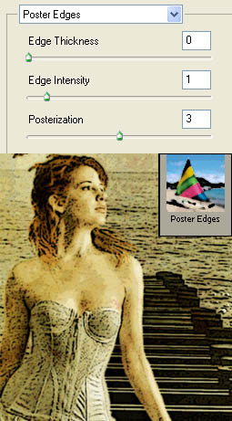 sand story photo Effects in adobe Photoshop