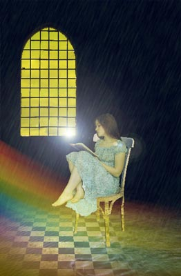 fairy tale - rainy day -     photo effects