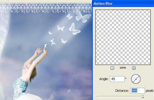 Ballet Dancer photo editing in adobe photoshop cs