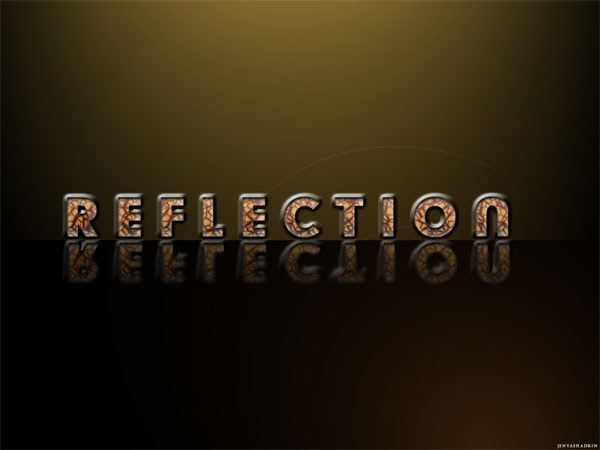 adobe photoshop reflection effects