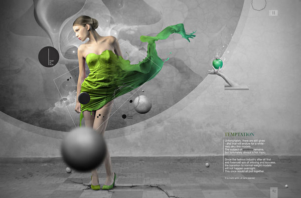 Amazing Photo Manipulations by Martin Grohs