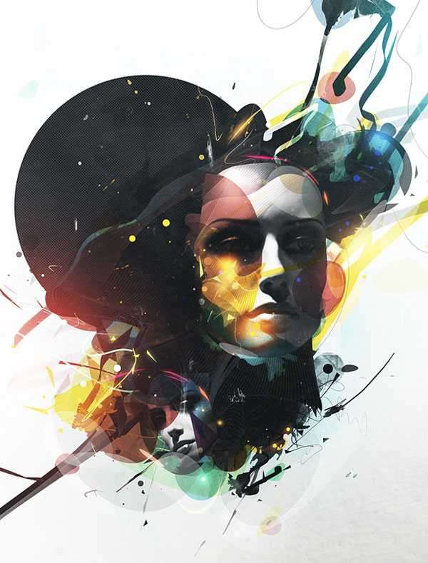Amazing Abstract Vibes by Rik Oostenbroek
