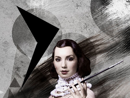 How to Create a Cool Vintage Collage Design in Adobe Photoshop CS5